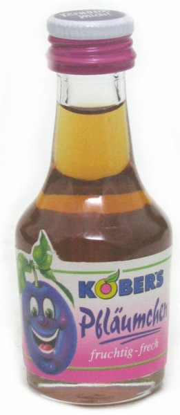 Kober's Pfläumchen Likör Miniatur