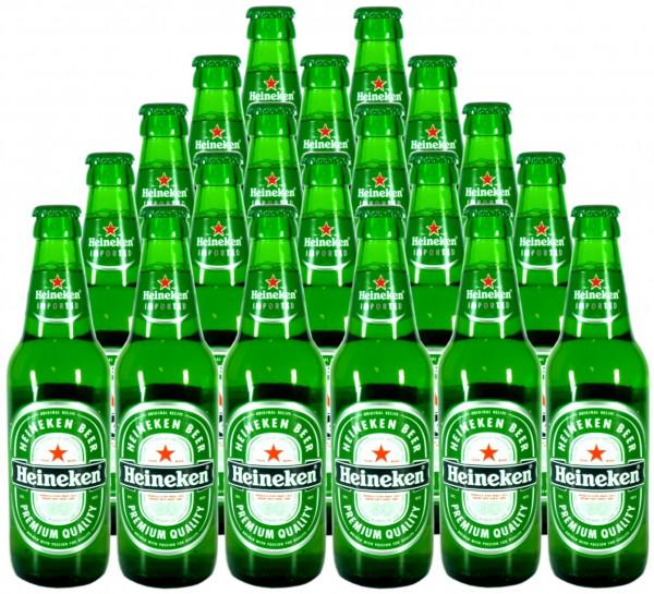 Heineken Premium Bier 20x0,33l