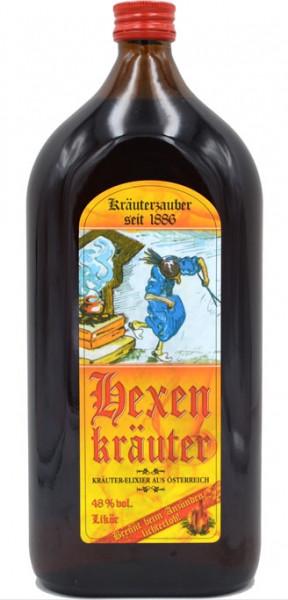 Prinz Hexenkräuter 1,0l Kräuterlikör aus Österreich