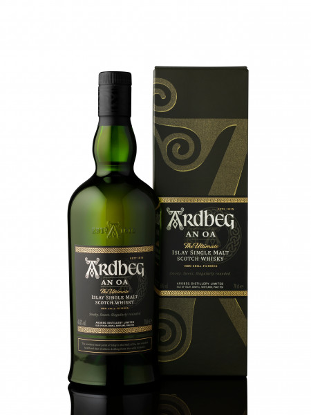 Ardbeg An Oa Islay Single Malt Scotch Whisky 0,7l