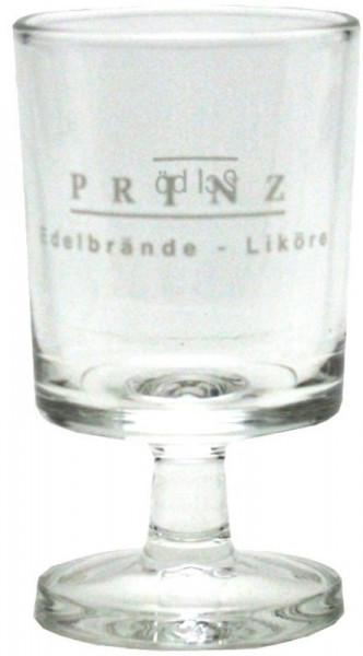 Prinz Stamperl Glas mit Stiel