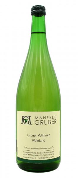 Gruber Grüner Veltliner Weißwein trocken
