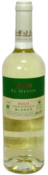 Rioja El Meson Weißwein