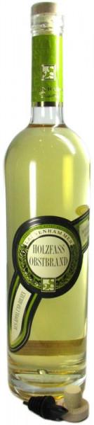 Lantenhammer Holzfass Obstbrand ( Obstler ) Großflasche