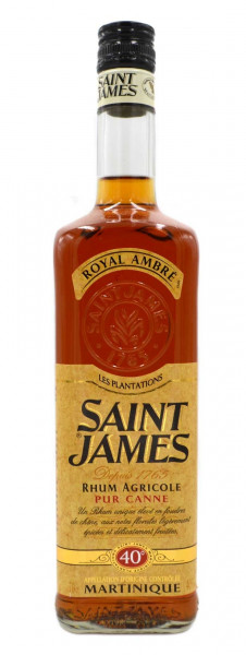 Saint James Royal Ambre Rum