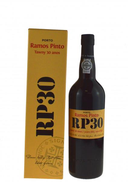 Ramos Pinto 30 Jahre Portwein