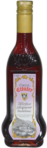 Ettaler Klosterliqueur Heidelbeer