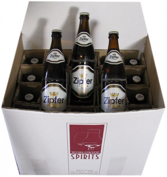 Zipfer-Original Bier 20x0,5l