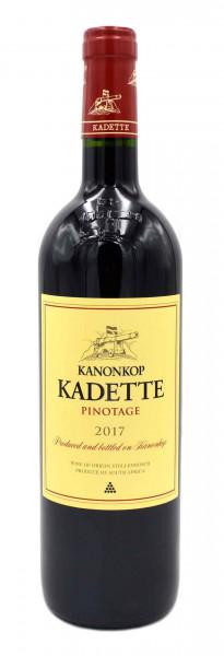 Kanonkop Kadette Pinotage 2017 Rotwein 0,75l