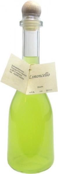 Prinz Limoncello 0,5l Zitronen-Likör in Rustikaflasche aus Österreich