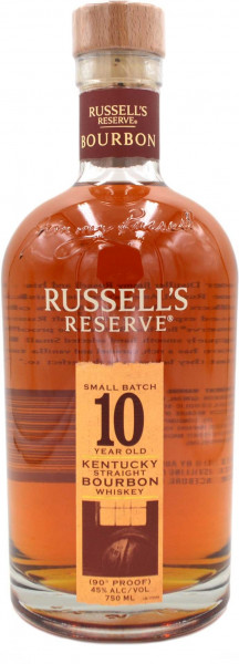 Russel's Reserve 10 Jahre