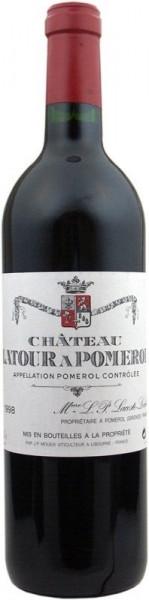 Chàteau Latour a Pomerol Rotwein