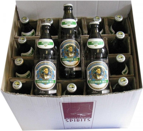 Augustiner Hell Bier 20x0,5l