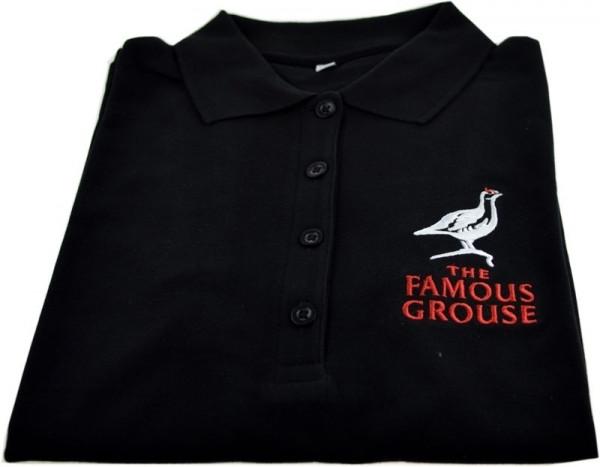 The Famous Grouse Poloshirt Damen Gr. L