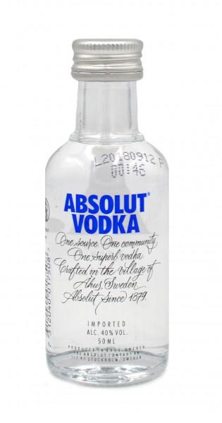 Absolut Vodka Miniatur