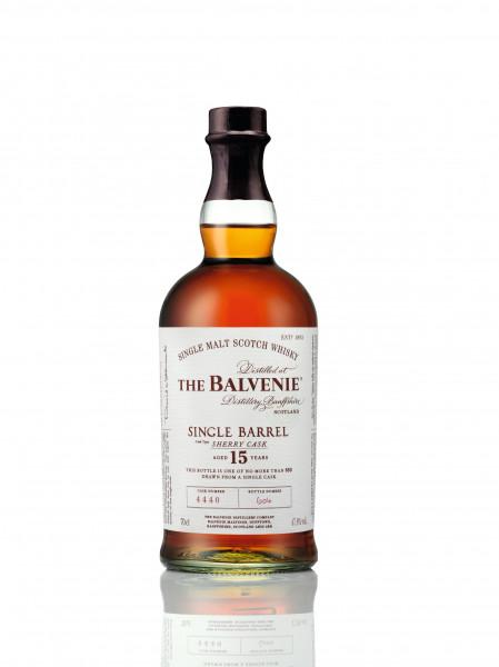 Balvenie Whisky 15 Jahre Single Barrel