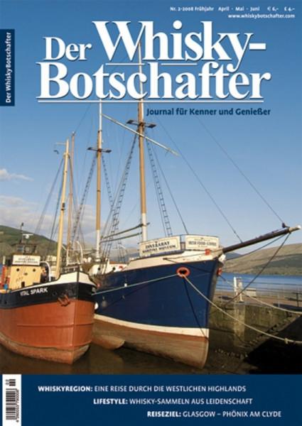 Der Whisky Botschafter - Heft 2008/2