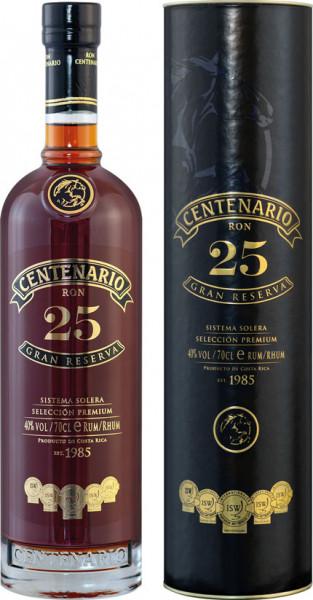 Ron Centenario 25 Jahre Gran Reserva