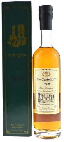 De Castelfort Jahrgang 1989 Bas Armagnac
