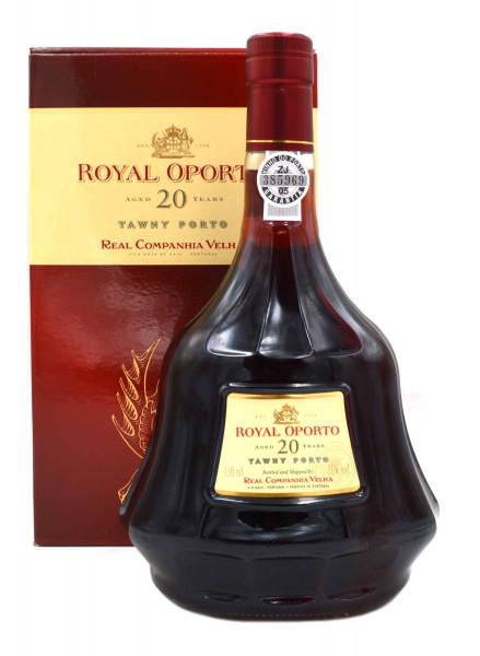 Royal Oporto 20 Jahre Portwein