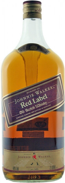 Johnnie Walker Red Label Grossflasche 2,0l