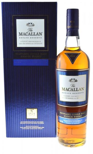 Macallan Estate Reserve The 1824 Series