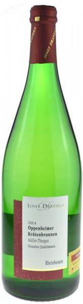 Oppenheimer Krötenbrunnen Weißwein