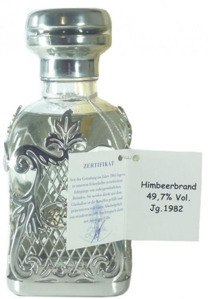 Ziegler Himbeerbrand Jahrgang 1982 - 0,35l