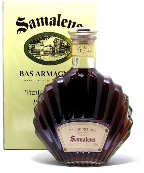 Armagnac Samalens Vieille Relique