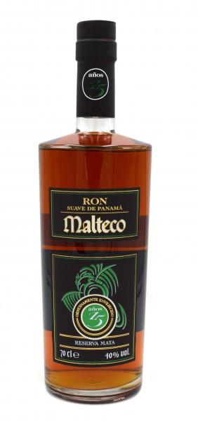 Malteco Ron 15 Jahre 0,7l Reserva - Rum aus Guatemala
