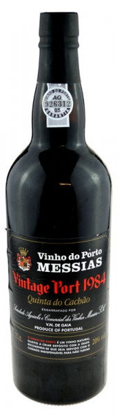 Porto Messias Jahrgang 1984 Quinta do Cachao Portwein