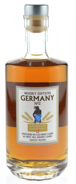 Appenzeller Säntis Malt - Edition Germany No.2 Sherry Cask