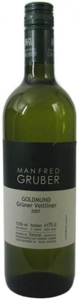 Gruber Grüner Veltliner Goldmund Weißwein