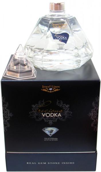 Precious Jewel Lines Vodka