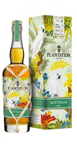 Plantation Rum Australia 2007 One-Time Limited Edition 0,7l