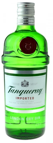 Tanqueray Gin Imported - London Dry Gin