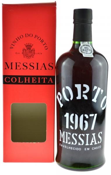 Porto Messias Colheita Jahrgang 1967 Portwein