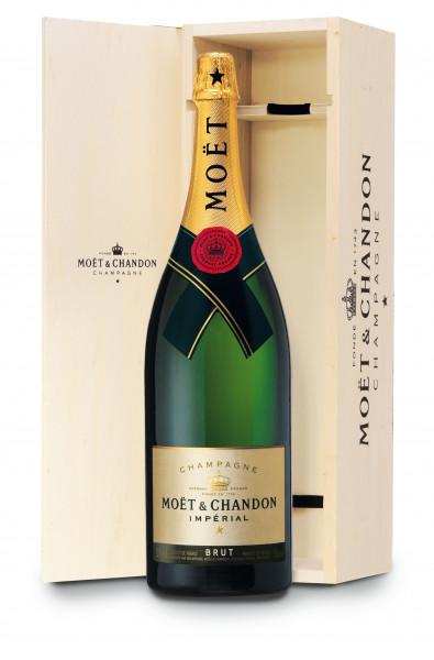 Moet&Chandon Brut Imperial Champagner Großflasche