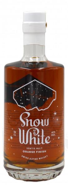 Säntis Malt Snow White No.6 Orange Finish