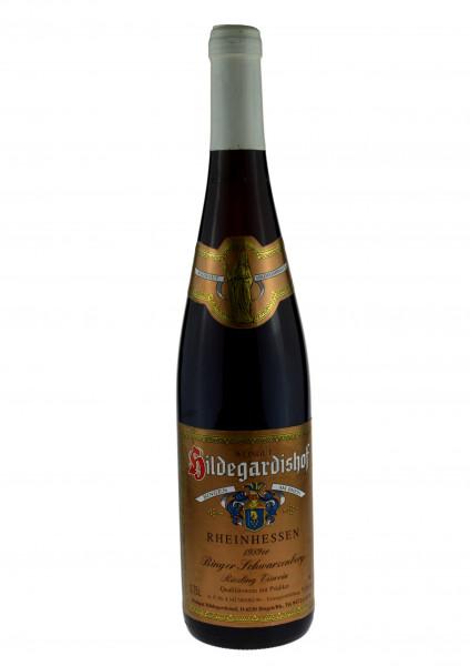 Binger Schwarzenberg 1989er Riesling Eiswein - Weingut Hildegardishof