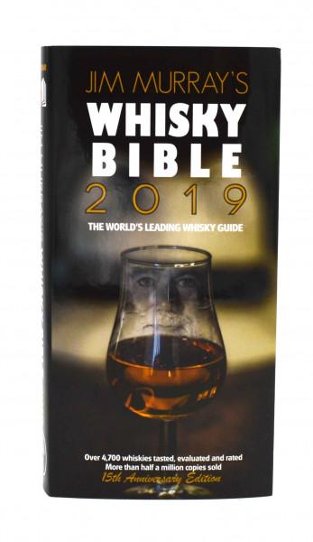 Jim Murray's Whisky Bible 2019 - handsigniert durch Jim Murray