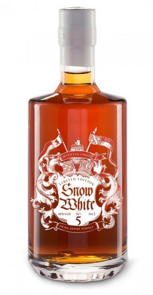 Appenzeller Säntis Snow White Edition No. 5