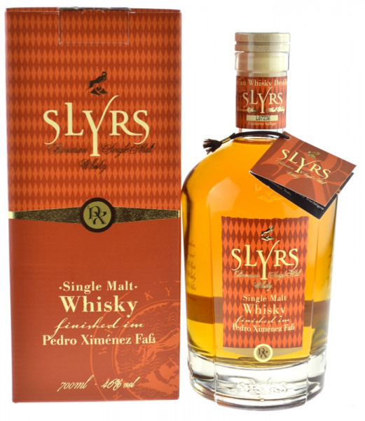 Slyrs Whisky Pedro Ximénez Sherry