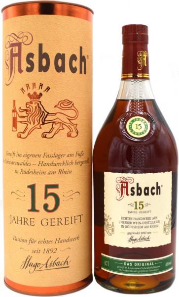 Asbach Spezialbrand 15 Jahre Weinbrand
