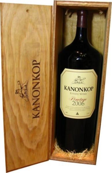 Kanonkop Pinotage Grossflasche Rotwein
