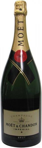 Moet & Chandon Brut Imperial Champagner Grossflasche