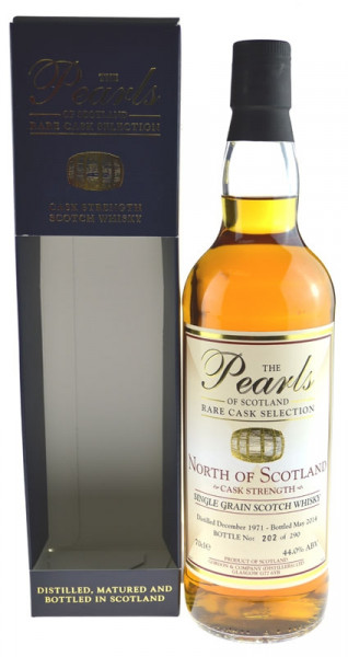 North of Scotland The Pearls Jahrgang 1971- 43 Jahre alt, abgefüllt 2014
