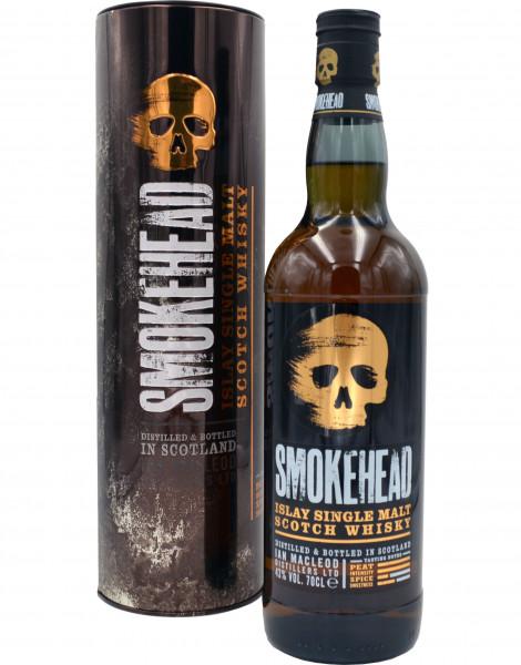 Smokehead Peated Whisky 0,7l ( Ardbeg )