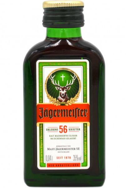 Jägermeister Kräuterlikör Miniatur