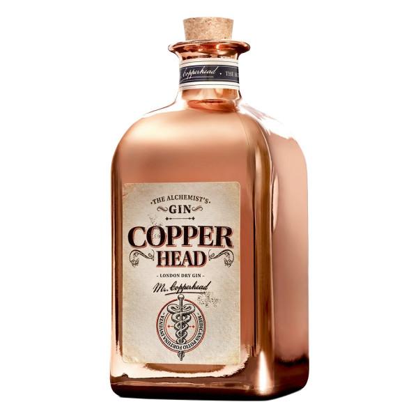 Copperhead The Alchemist's Gin